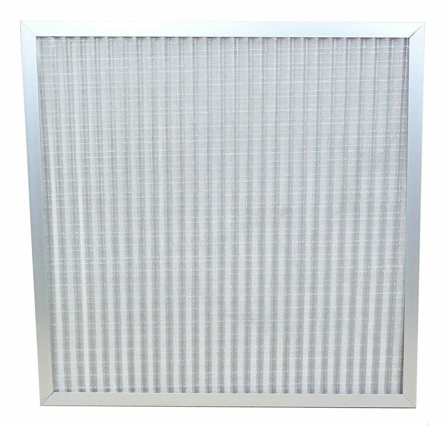 Home Furnace Ac Metal Air Filter Washable Permanent