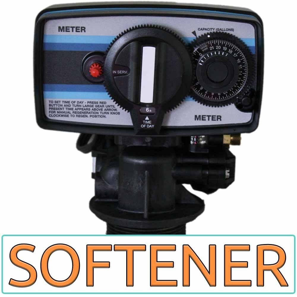 Fleck 5600 Metered Mechanical Softener Control Head Ebay