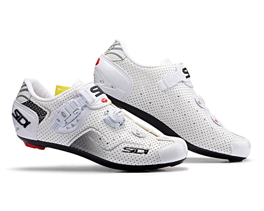 how to clean white sidi cycling shoes