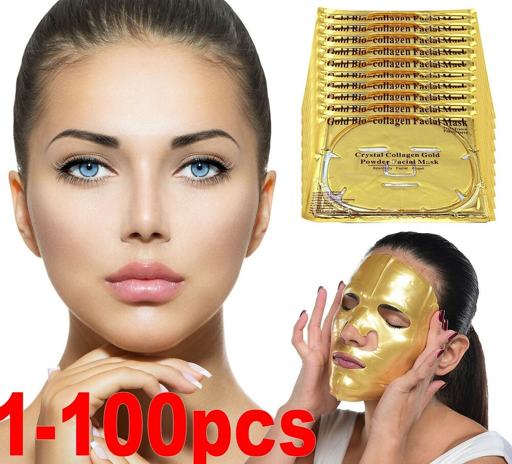 Anti Aging: Anti-Aging Remove Wrinkle Care Gold Bio Collagen Facial