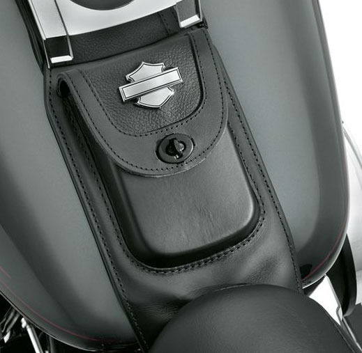 Motorcycle Tank Pouch Harley Davidson