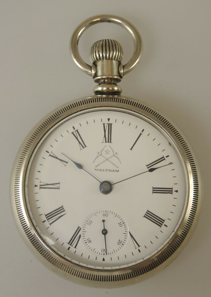 how to measure pocket watch size