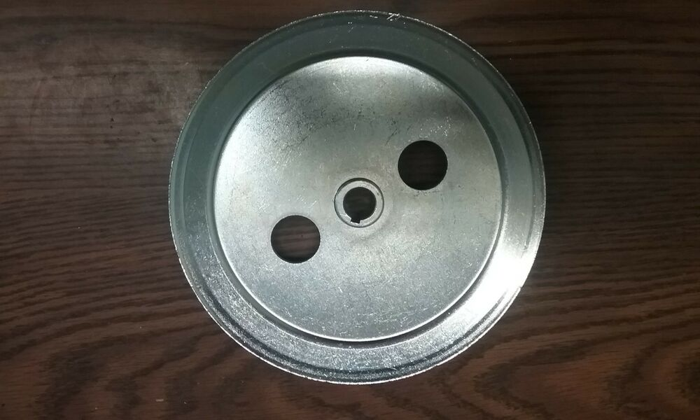 Husqvarna 46 Quot Riding Lawn Mower Trans Drive Pulley 165999