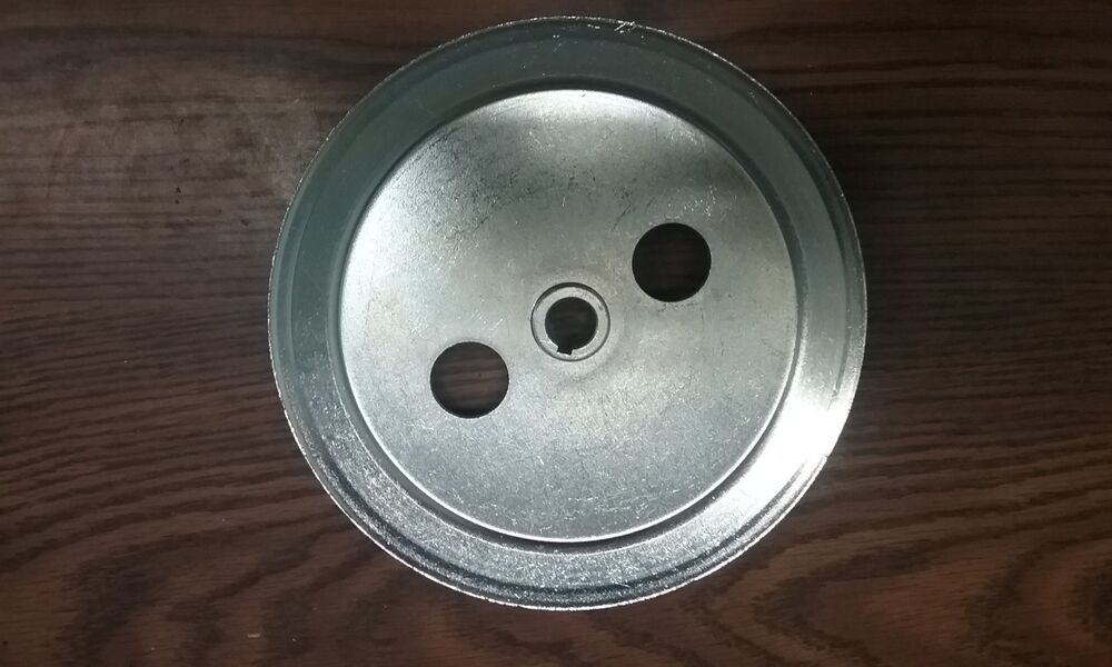 Lawn Mower Pulley : Husqvarna quot riding lawn mower trans drive pulley