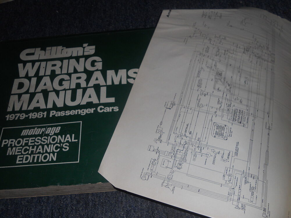 1981 Dodge Aries Plymouth Reliant Wiring Diagrams Schematics Sheets Set
