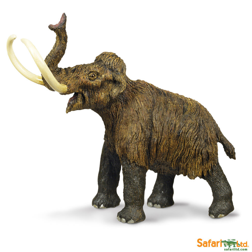 The Wild Toys : Wooly mammoth by safari ltd wild toy