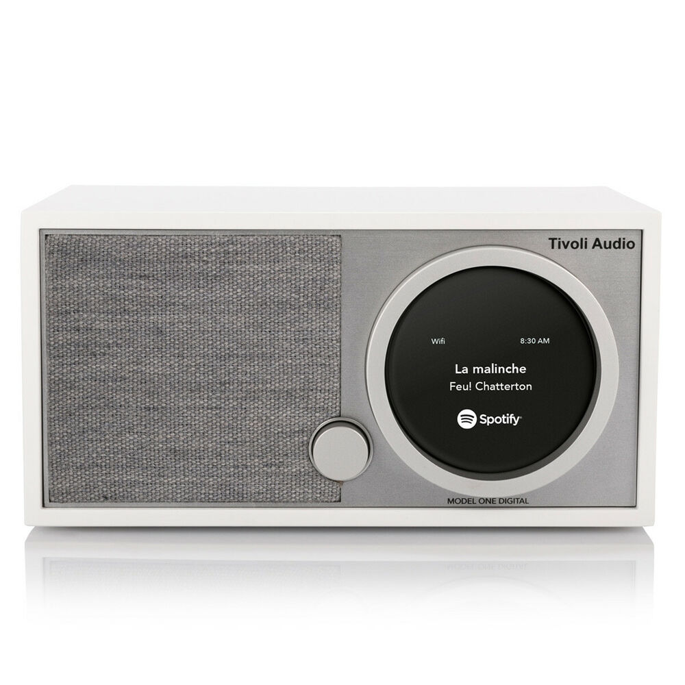 tivoli audio model one digital fm wi fi bluetooth radio. Black Bedroom Furniture Sets. Home Design Ideas