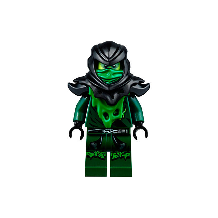 Lego Ninjago Evil Lloyd Green Ninja Minifigure from set ...