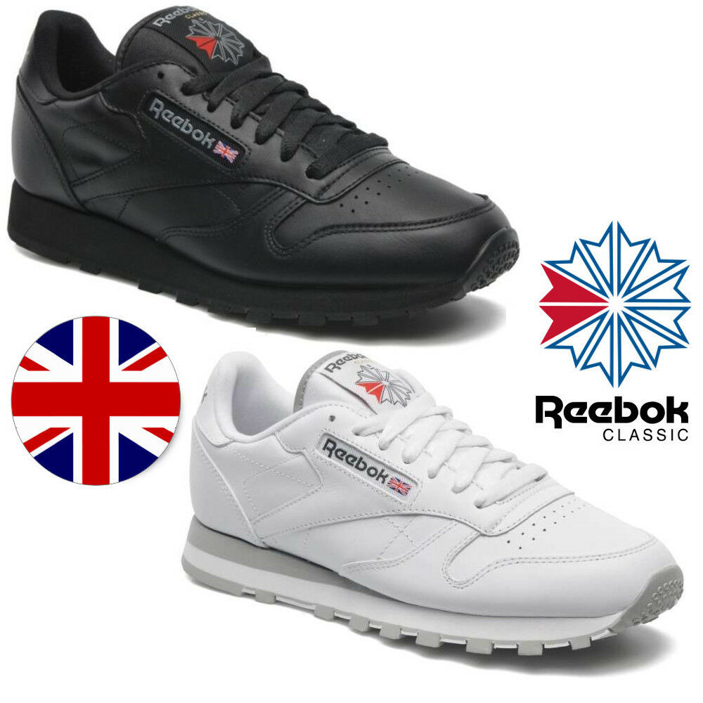 Reebok Union Jack Shoes