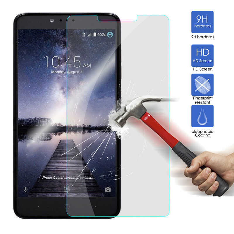 color quality zte z981 screen protector Pack got