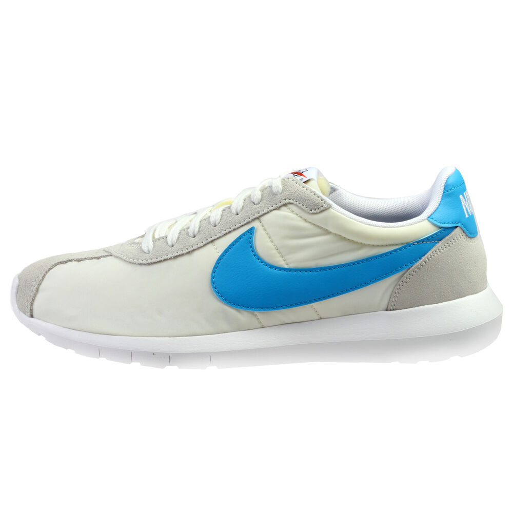 factory authentic cad11 02e64 Details about Nike Roshe LD-1000 Mens 844266-104 Summit White Blue Glow  Running Shoes Size 9.5