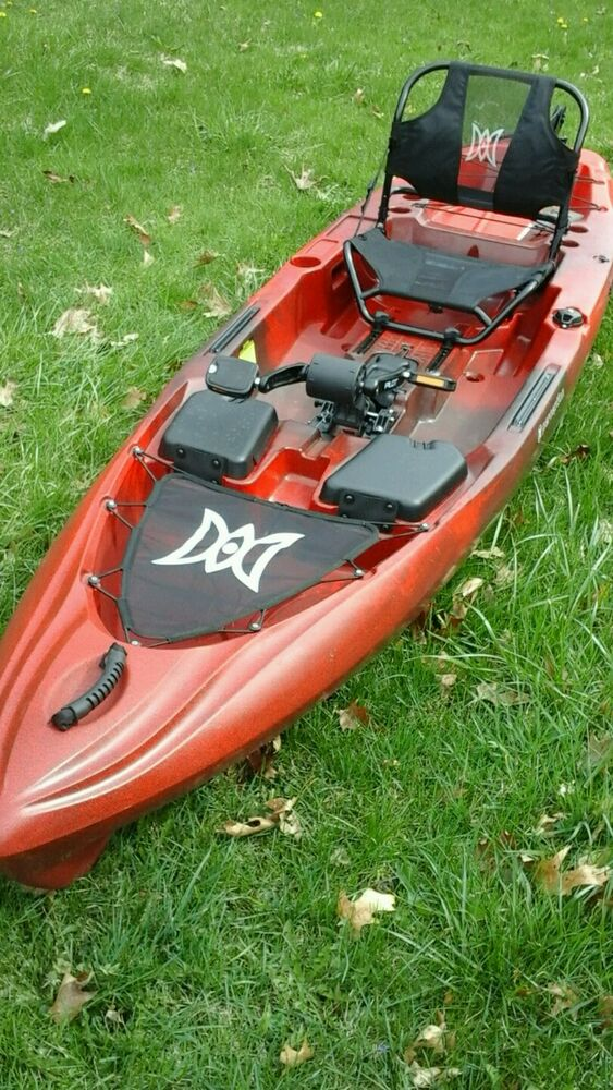 Perception Pescador 12 Pilot Kayak Pedal Kayak Email For