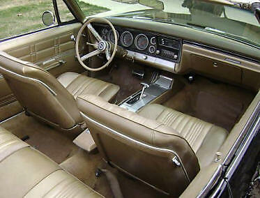 1967 Chevrolet Impala Complete Interior Kit Made In Usa
