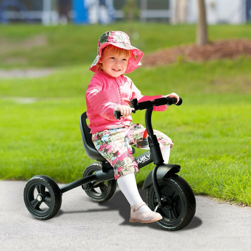 Baby Tricycle Toddler Trike Bike Ride On Steel Frame Kids