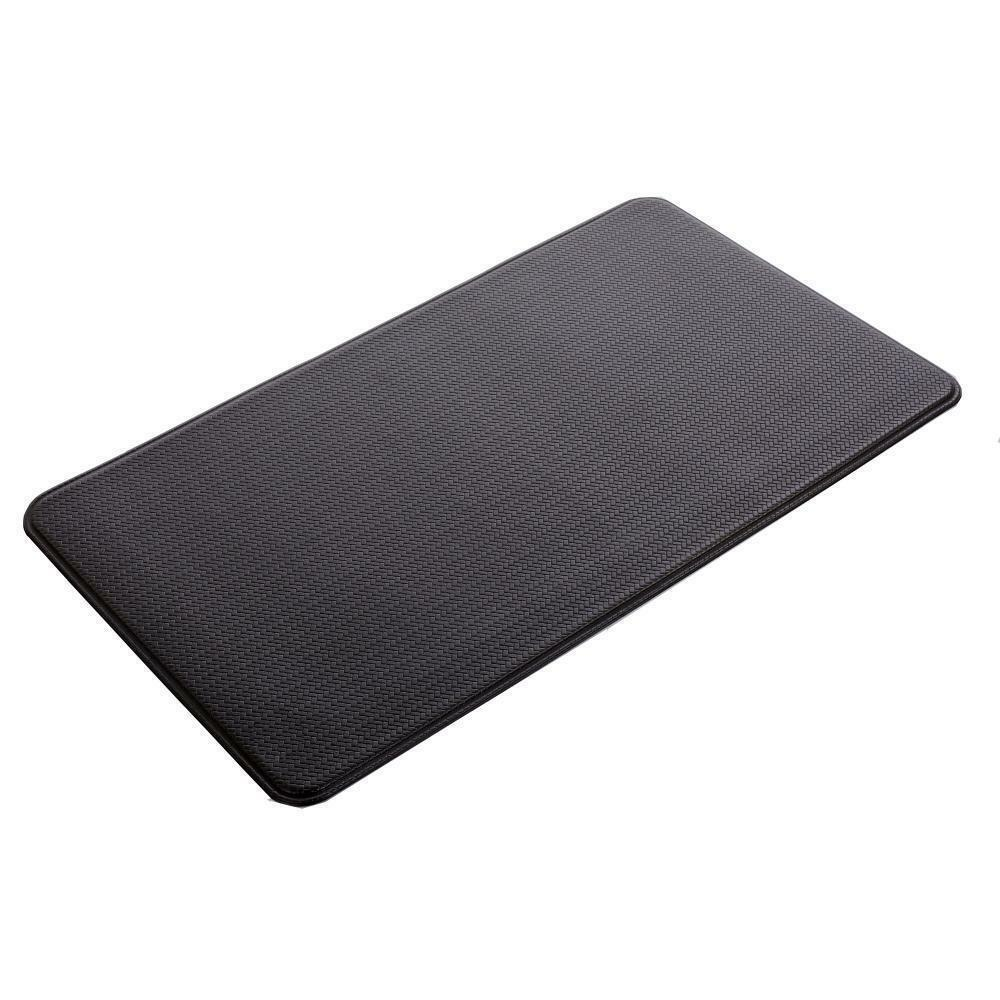 New 4 PCS Kitchen Mat Standing Desk Mat Rug Anti-Fatigue