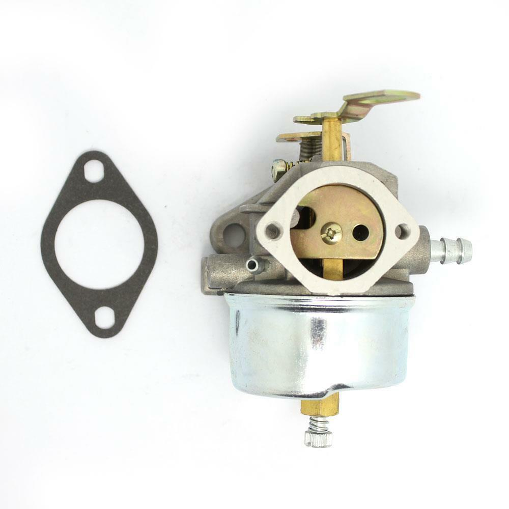 New Carburetor For Tecumseh Snowblower 7hp 8hp Hm70 Hm80