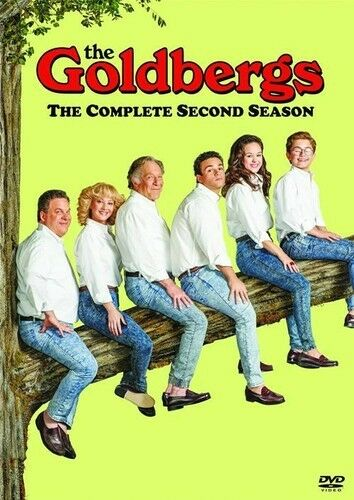 The Goldbergs: The Complete Second Season [New DVD] 3 Pack, Ac-3/Dolby Digital