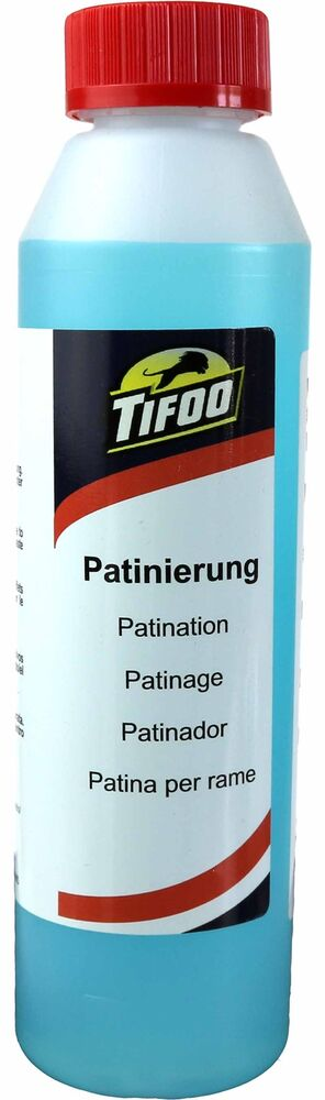 patinierung 500 ml messing kupfer bronze patinieren tiffany patina ebay. Black Bedroom Furniture Sets. Home Design Ideas