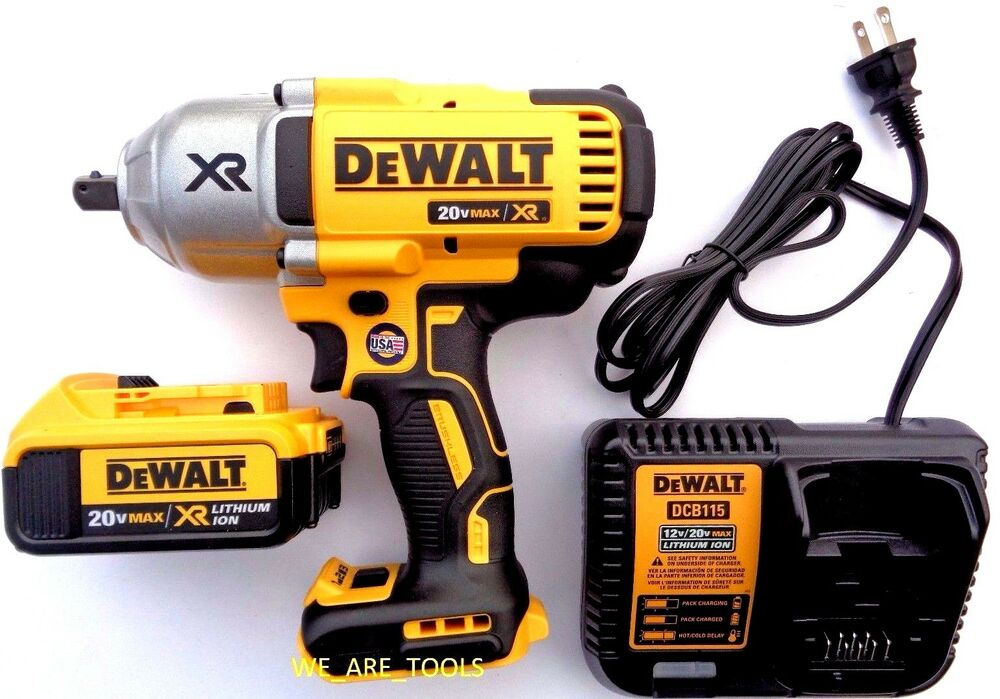 new dewalt 20 volt dcf899 700 lb 1 2 impact wrench 1. Black Bedroom Furniture Sets. Home Design Ideas