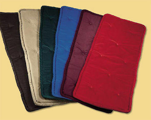 Jansen Piano Bench Pad Cushion Cover Color And Size Choice