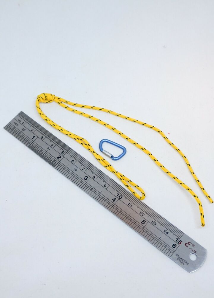 Rope /& CARABINER TOYS X61-03 1//6 Scale HOT Soldierstory USAF PJ SS080B