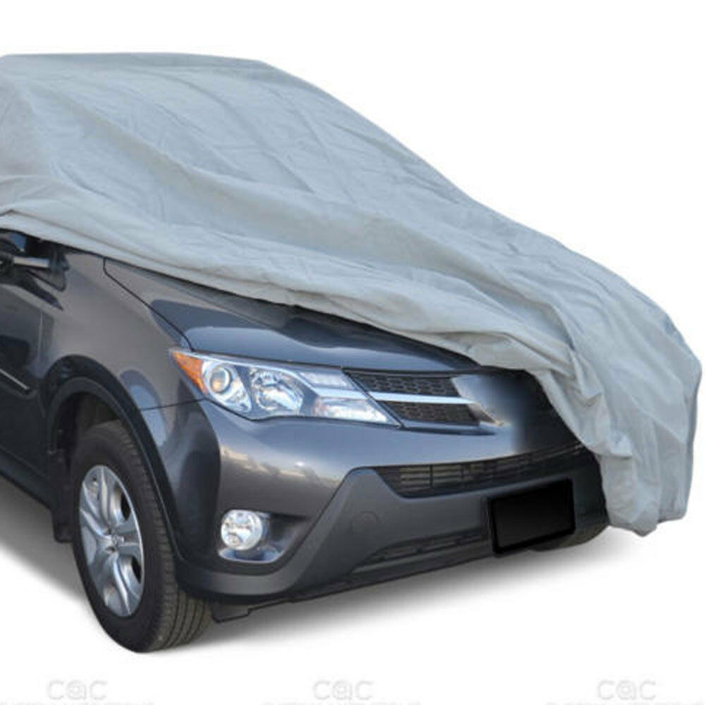 car cover for suv indoor outdoor waterproof protection off. Black Bedroom Furniture Sets. Home Design Ideas