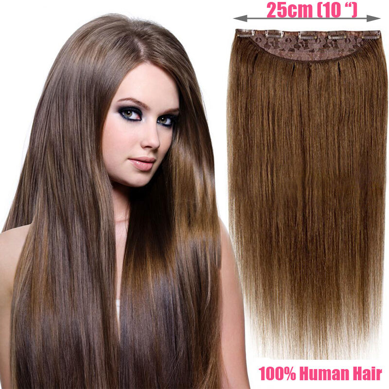 16 One Piece Hair Extension Remy Clip In 100 Human Hair Extensions