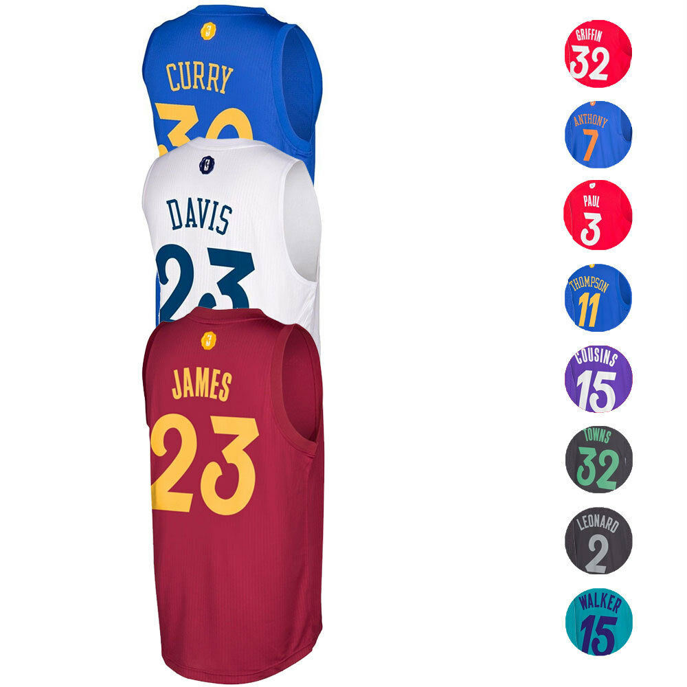 NBA Adidas Christmas Day Limited Swingman Climacool Jersey Collection -  Men s  a73d36769