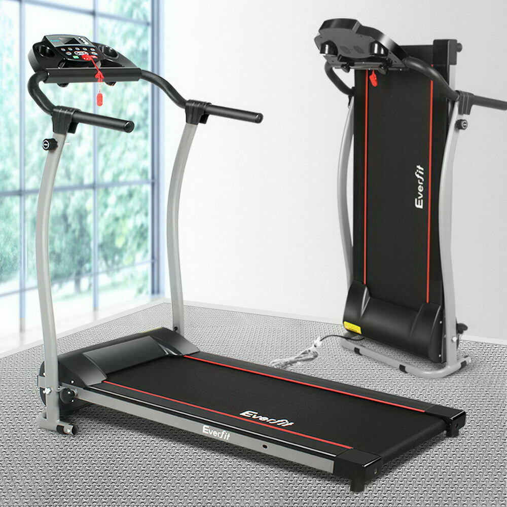 a078b1acb91 Details about Everfit Electric Treadmill Home Gym Exercise Machine Fitness  Equipment Physical