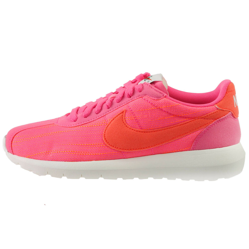 size 40 26a80 7d767 Details about Nike Roshe LD-1000 Womens 819843-601 Pink Blast Crimson  Running Shoes Size 6