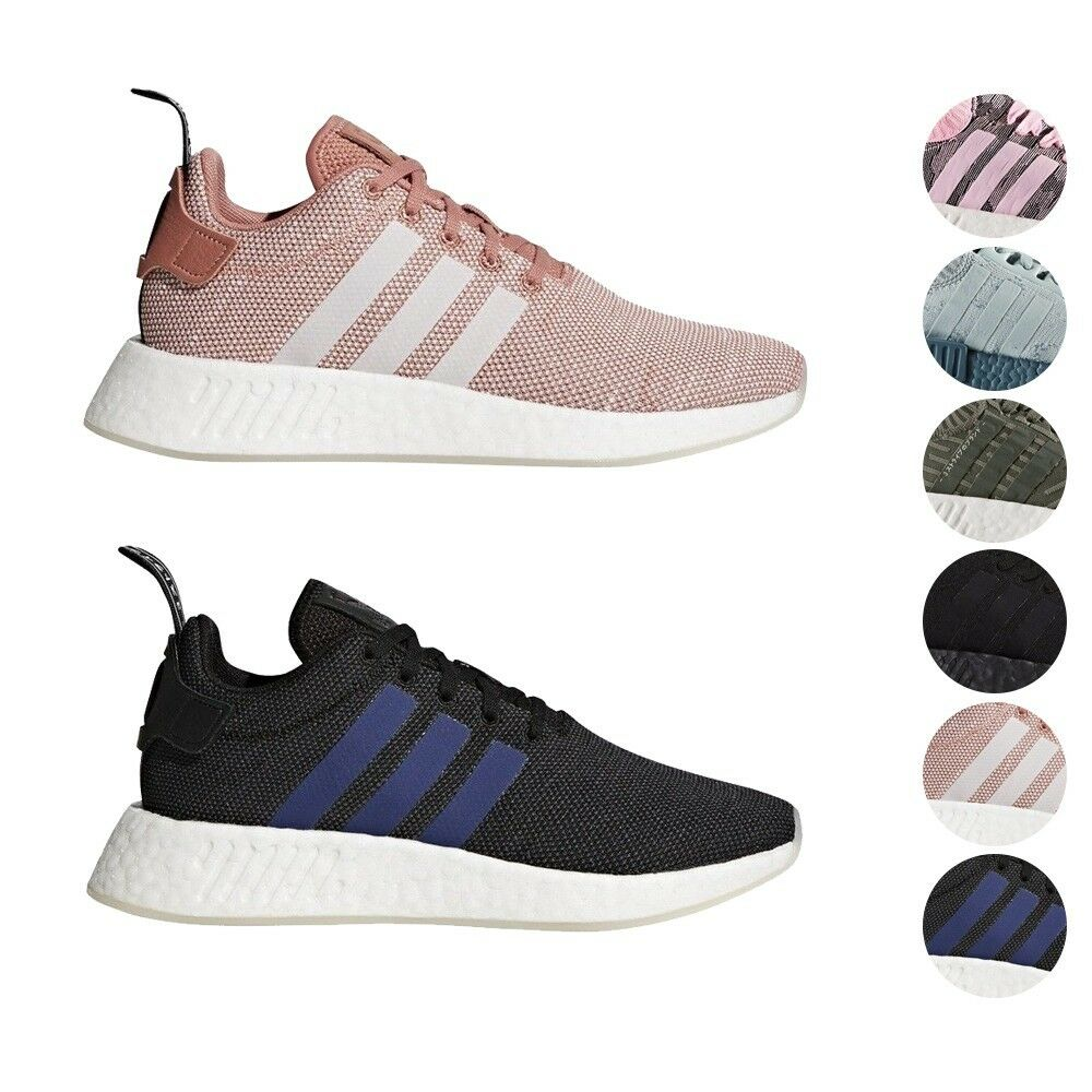 2b8e5c2c8cd55 Details about Adidas Originals NMD R2 Primeknit Boost Women Shoes BY8691  CG3601 BY9953 BY9525