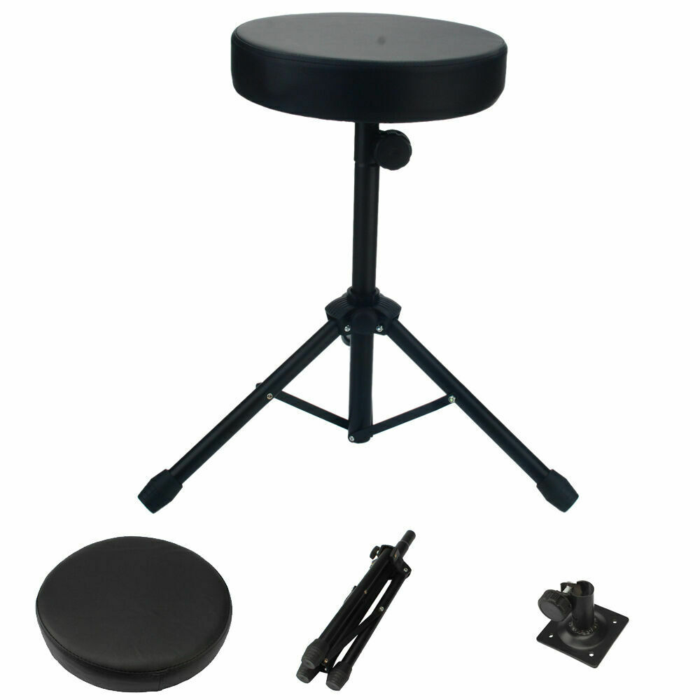 Drum Throne Stool Drummers Seat Percussion Hardware