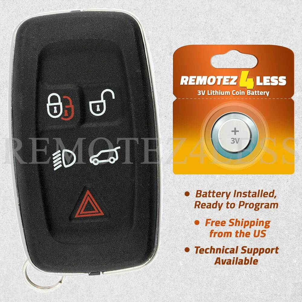Keyless Entry Remote For 2010 2011 2012 2013 2014 2015