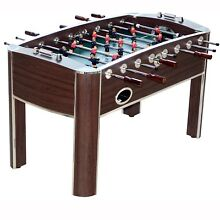Lancaster Gaming Company Plymouth 58 inch Game Room Arcade Foosball Table