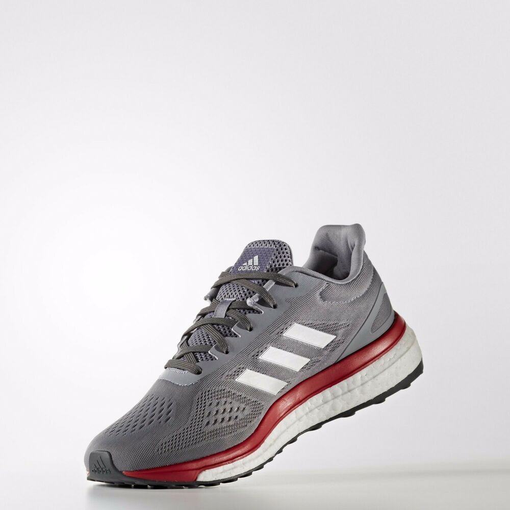 buy online 0cf72 21866 Details about New Mens Adidas Sonic Drive M - BB3418 - Size 12 -  GreySilverRedWhite