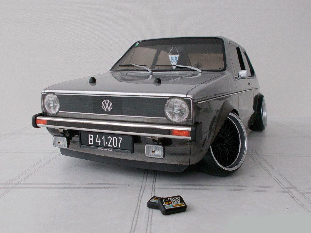 rc body vw golf mk 1 gti 1 10 scale body to fit tamiya lrp. Black Bedroom Furniture Sets. Home Design Ideas