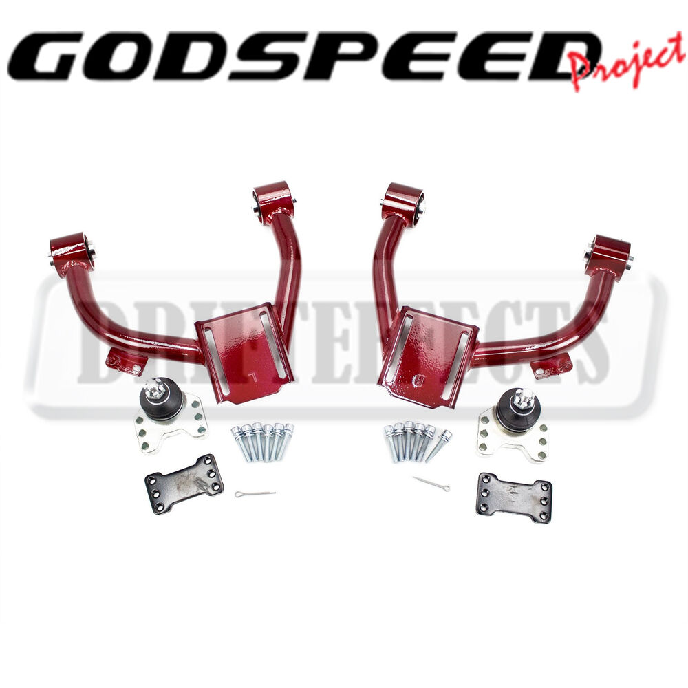 For 99-03 Acura TL Godspeed Adjustable Front Upper Camber