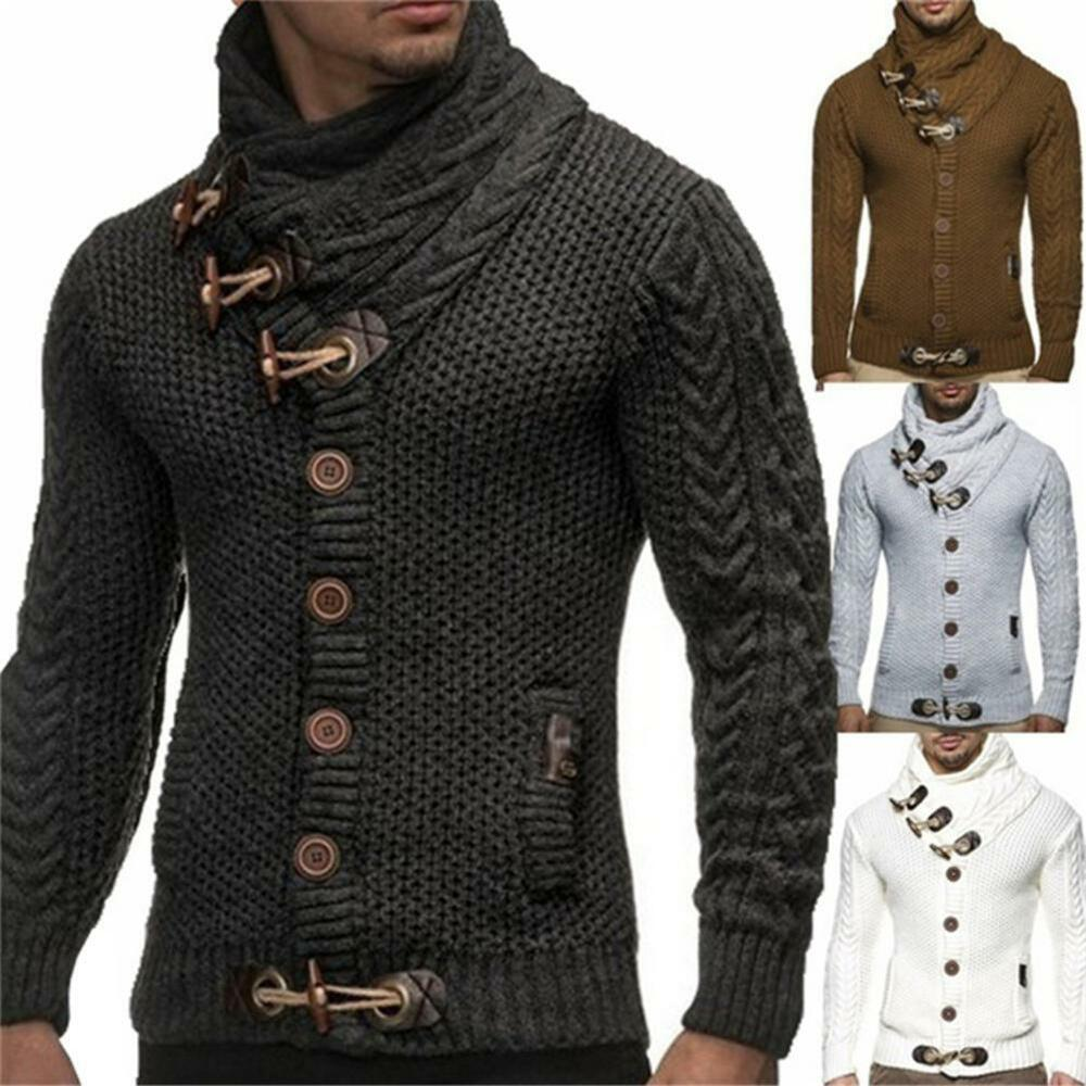 Men's Cardigan Fashion