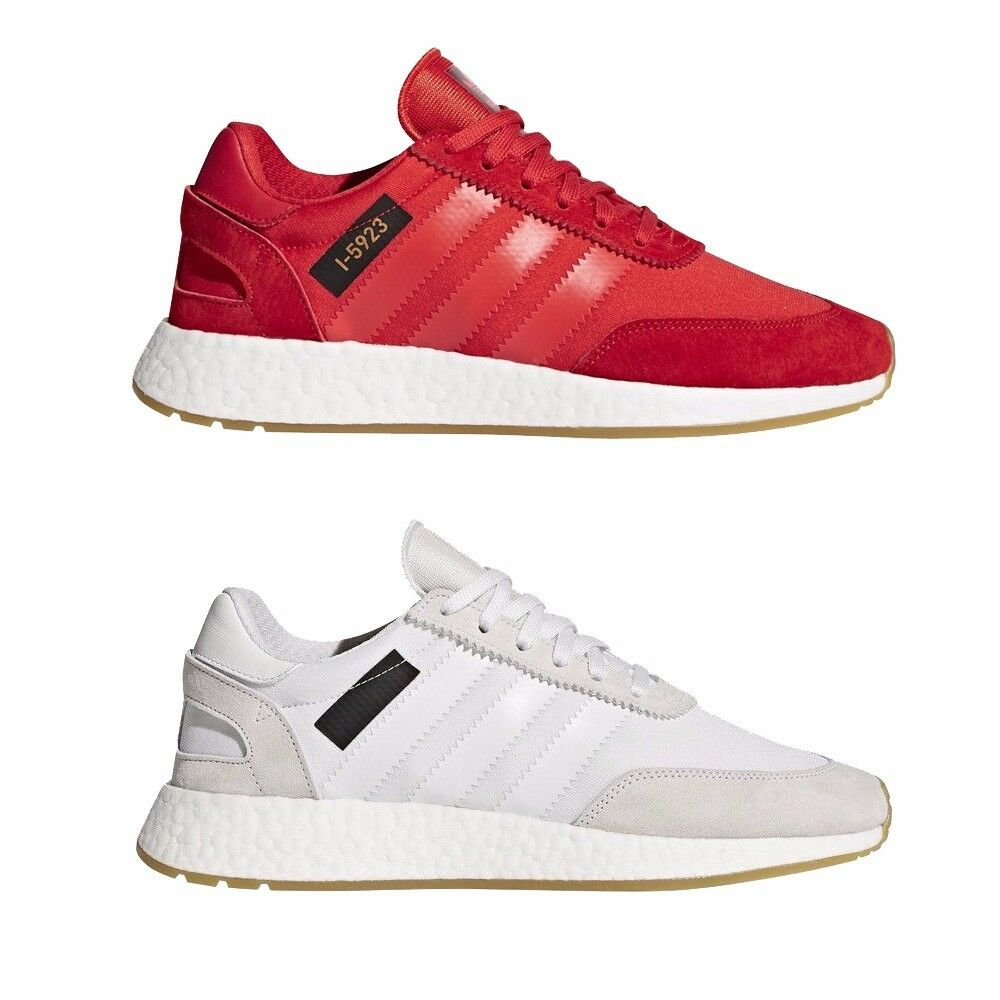 sports shoes fab29 99299 Details about Adidas Originals I-5923 Boost Men s Shoes B42224 (Multi)  B42225 (Core Red)