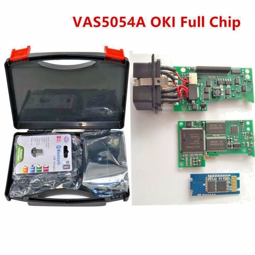 vas 5054a oki chip diagnose odis v4 1 3 bluetooth f r audi. Black Bedroom Furniture Sets. Home Design Ideas