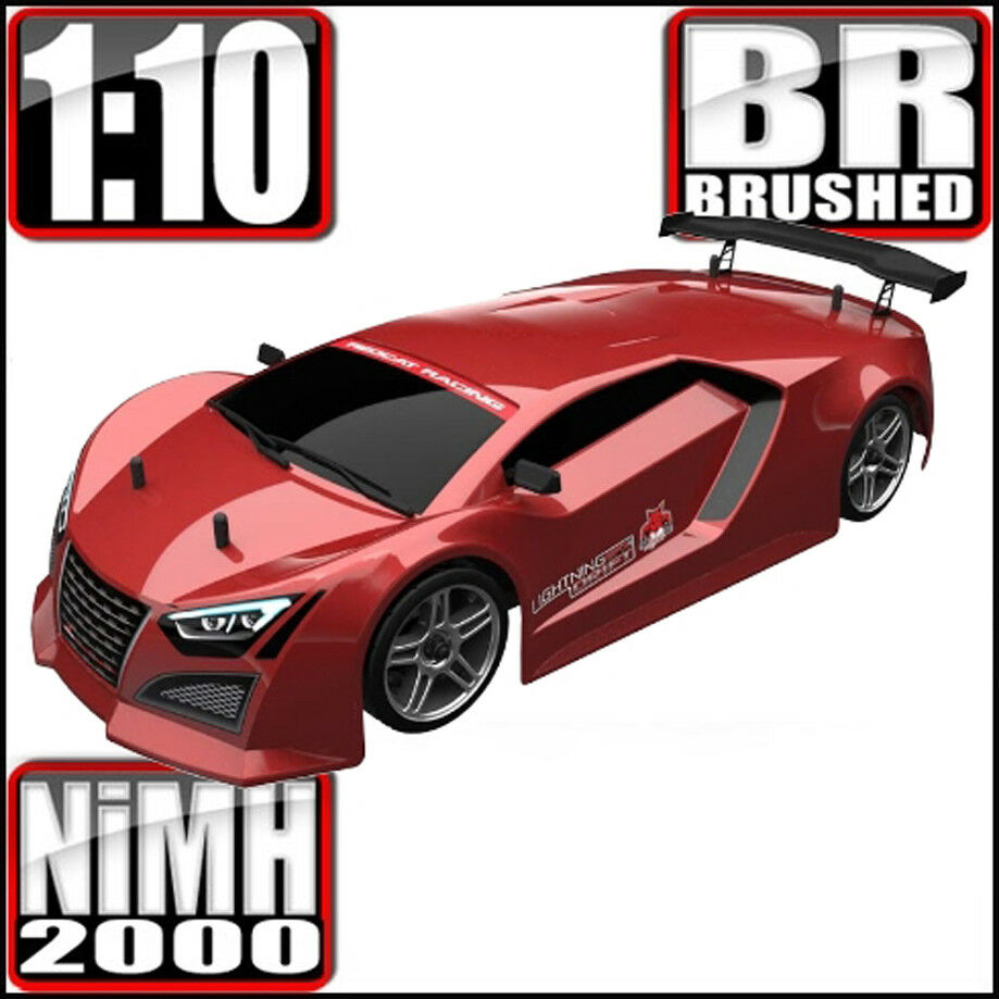 Redcat Racing Lightning STK 1//10 Scale Brushed Electric On Road Car 1:10 rc car