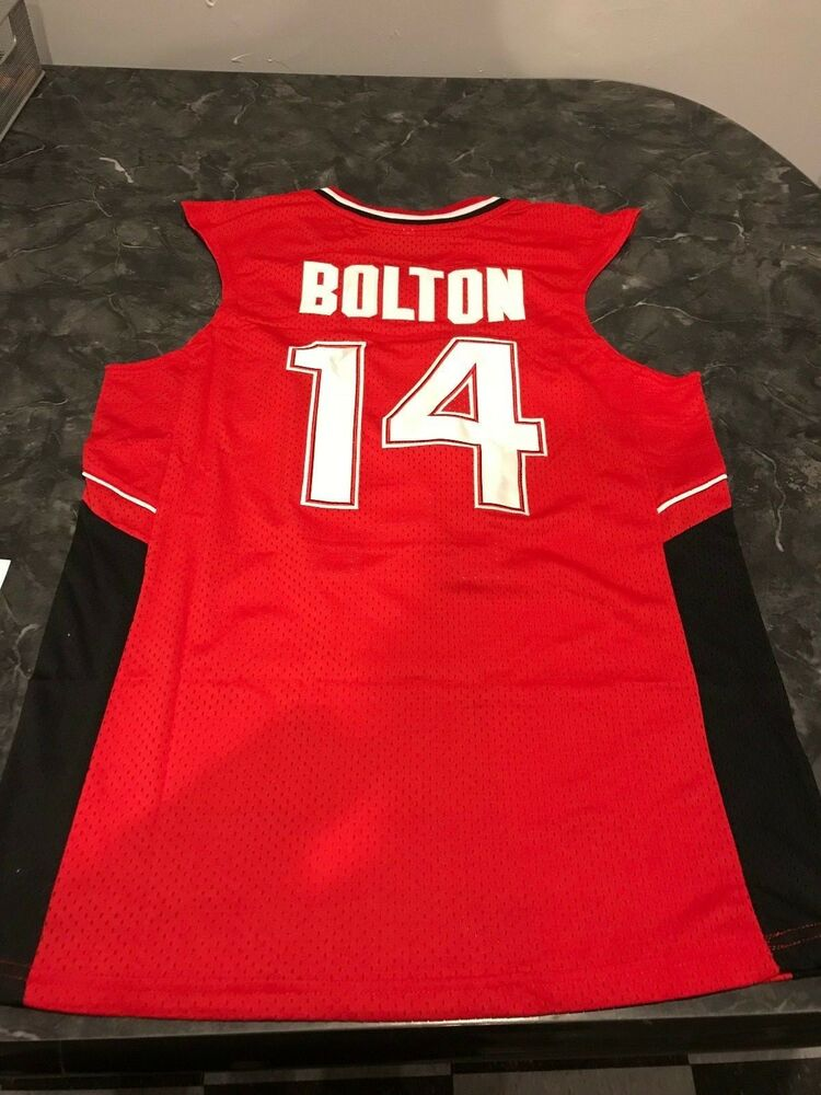 a5e8c14d6 Zac Efron  14 High School Musical Jersey Troy Bolton Wildcats S