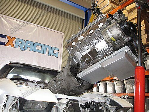 Ls1 Engine T56 Manual Transmission Swap Kit For Nissan 240sx S13 S14   Oil Pan