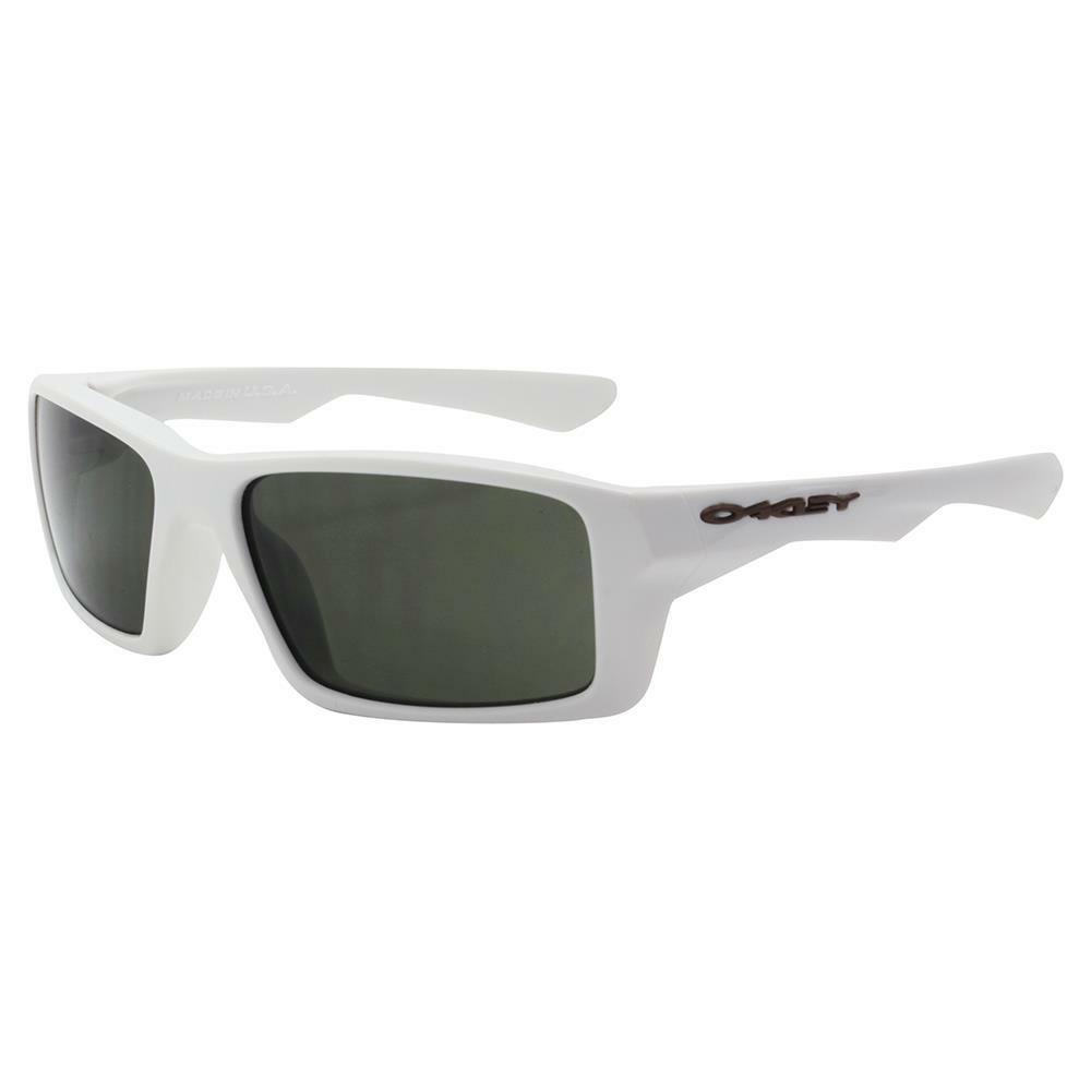 61b87e2963 Details about Oakley Custom TWITCH STRETCHLINE White Warm Grey Collectors  Rare Sunglasses .