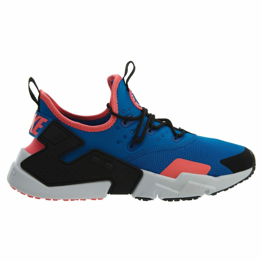 Nike Air Huarache Drift Blue Nebula Black White Sz 10 AH7334-403