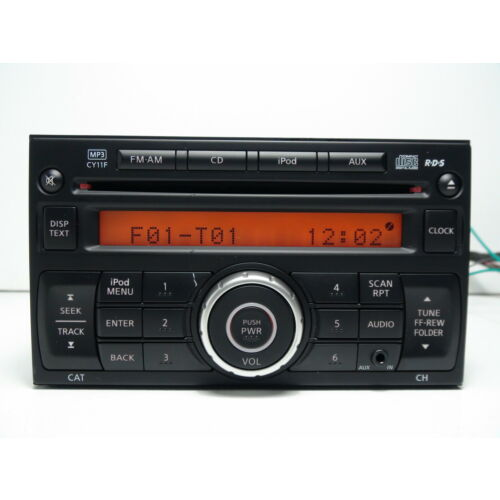 nissan-versa-20102012-cd-mp3-player-cy11f-nonebose-sound-aux-rds-ipod-tested