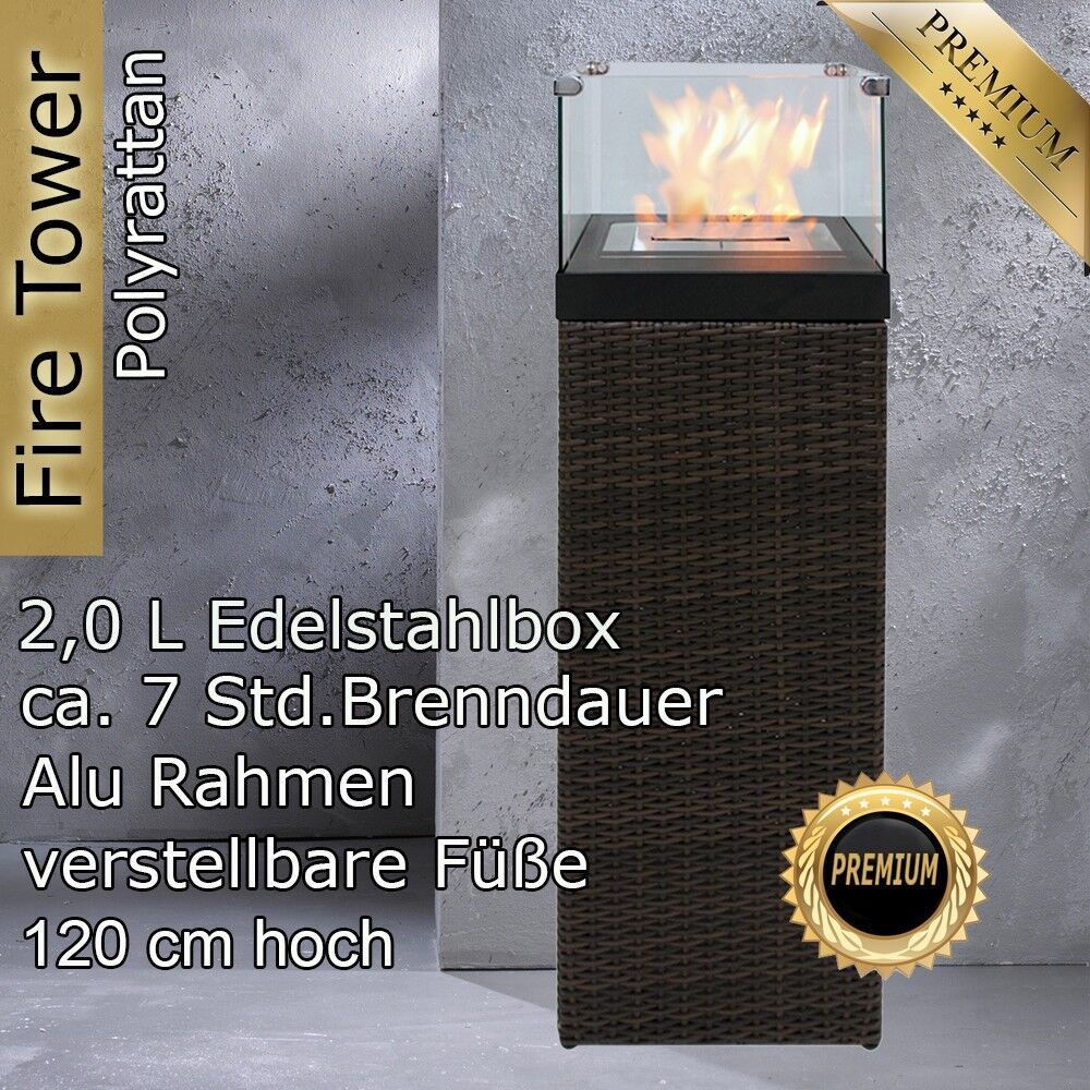 bio ethanol gel kamin ofen garten terrasse feuerstelle feuers ule feuerkorb deko ebay. Black Bedroom Furniture Sets. Home Design Ideas