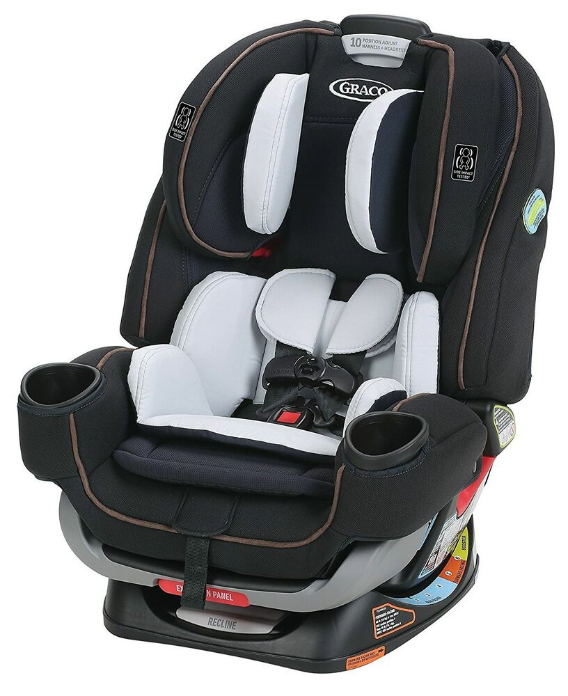 Graco Baby 4ever Extend2fit All In 1 Convertible Car Seat