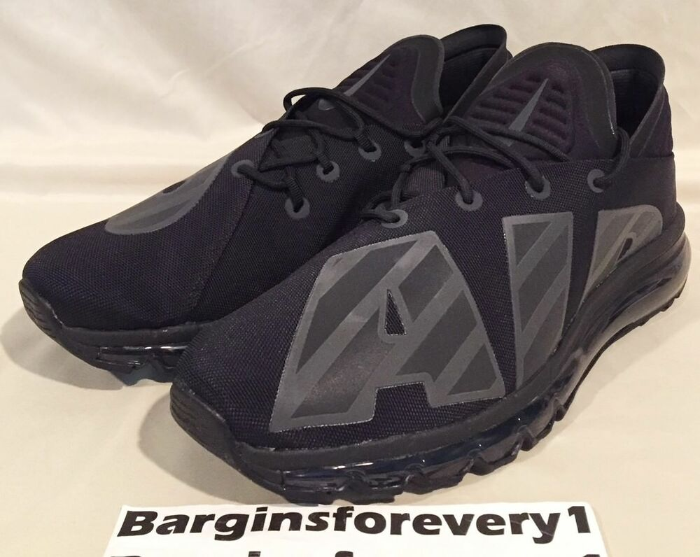5fd3eb569670 New Nike Air Max Flair SE - Size 13 - Black Anthracite - AA4084-001 ...