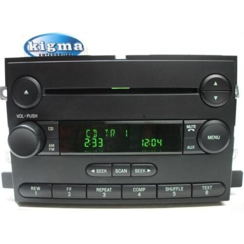 ford-f150-0406-freestyle-montego-0507-cd-player-radio-see-test-video-p033g